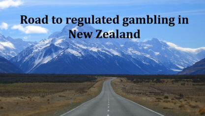 Gambling consultation in New Zealand opens new horizons.
