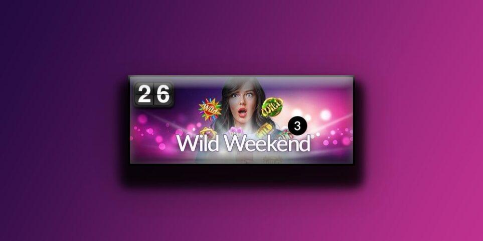 Match Bonus This Weekend at Omni Slots Casino