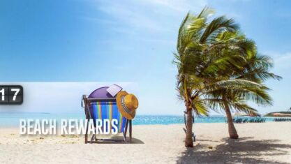 Win Match Bonus and Free Spins with Omni Slots Casino Promotions Beach Rewards