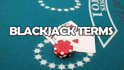 Blackjack Terms