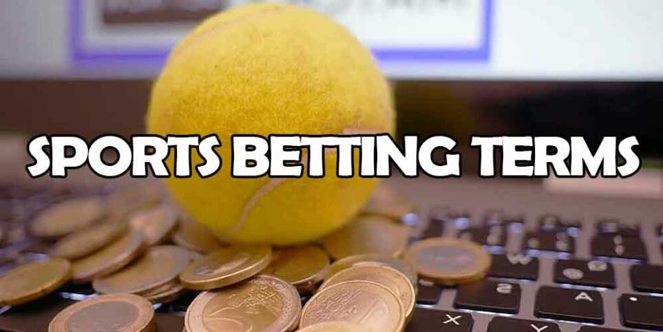sports betting terms slang dictionary