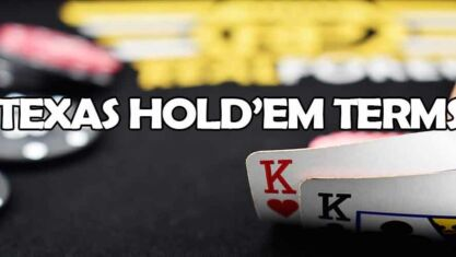texas hold'em terms