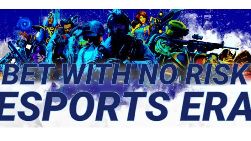 Cashback Offer for Esport Betting