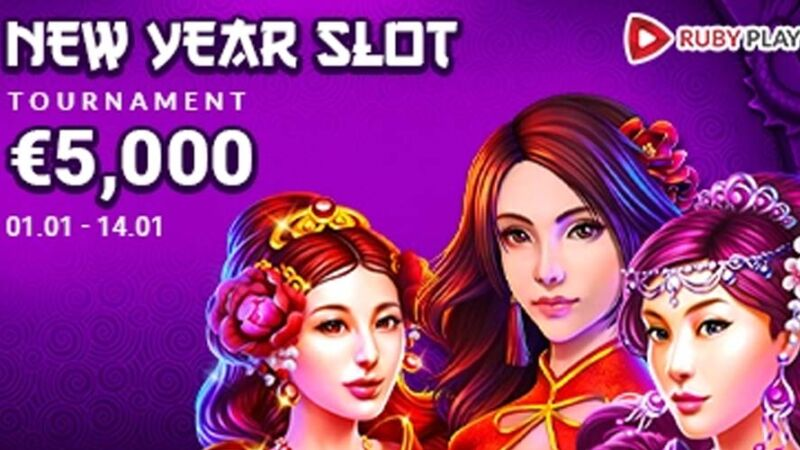 New Year Cash Prizes at Vbet Casino