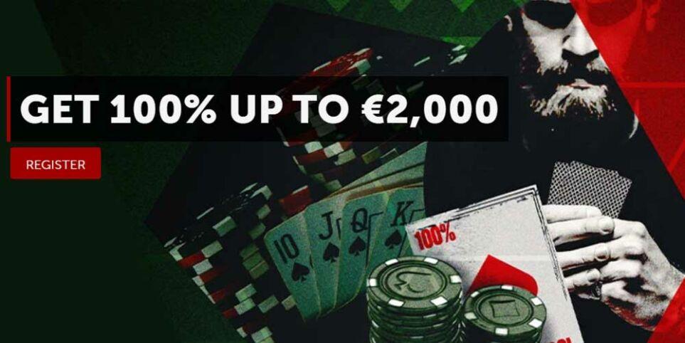 Betsafe Poker welcome deal
