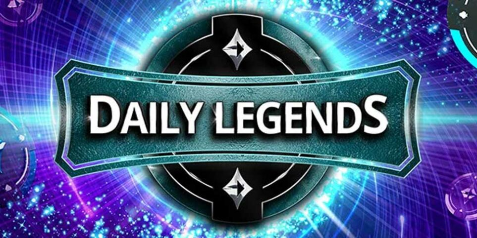 Daily Legends PartyPoker tournaments