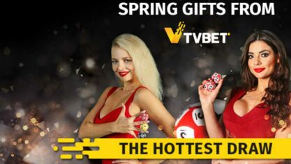 Spring gifts from TVbet