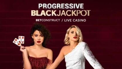 progressive Blackjack jackpot