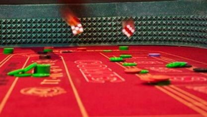 how to play craps live