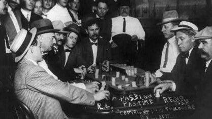 oldest gambling games in history