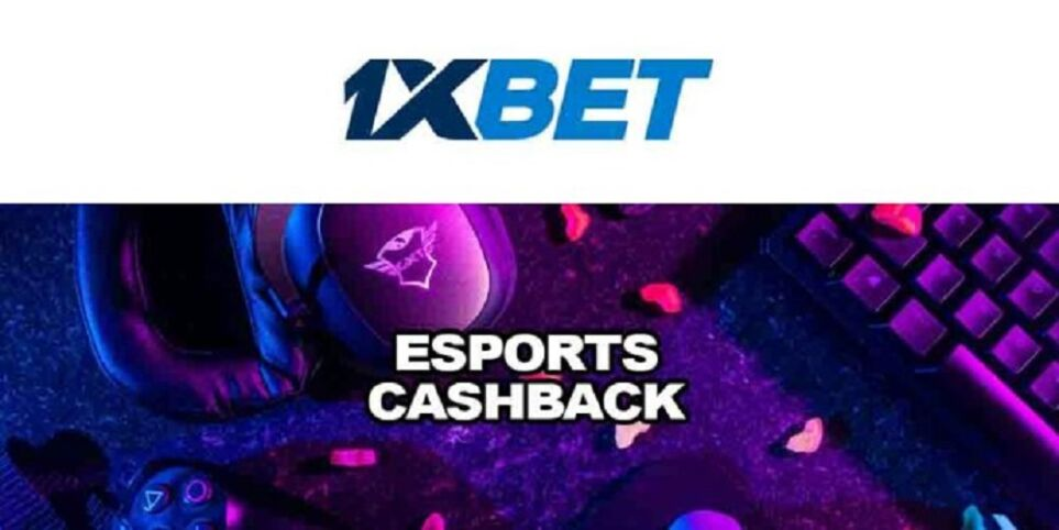 No Risk Esports Bet at 1xBET Sportsbook