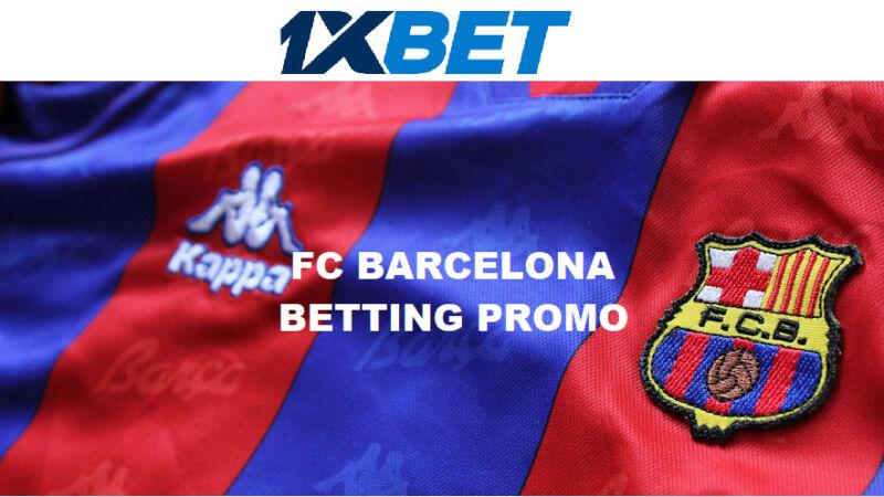 FC Barcelona Betting Promo