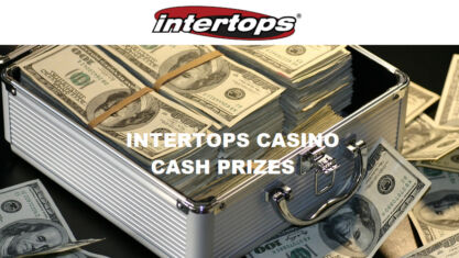 Intertops Casino cash prizes