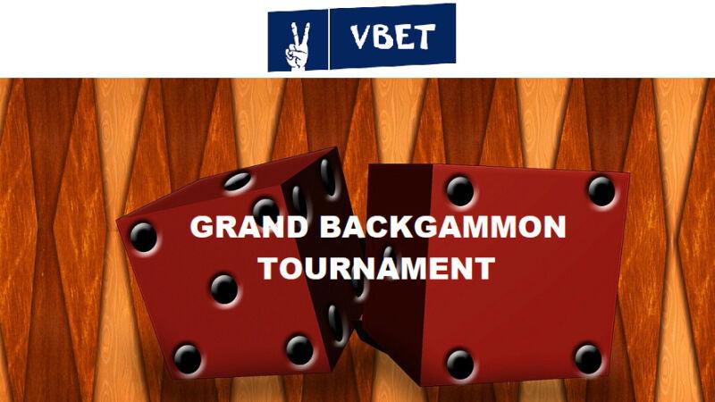 Grand Backgammon Private Tournament