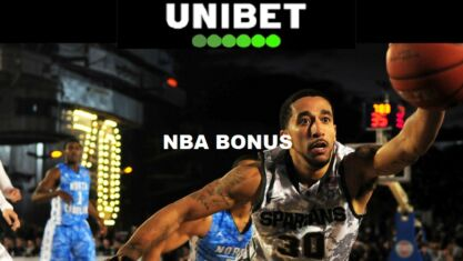Bet on NBA bonus