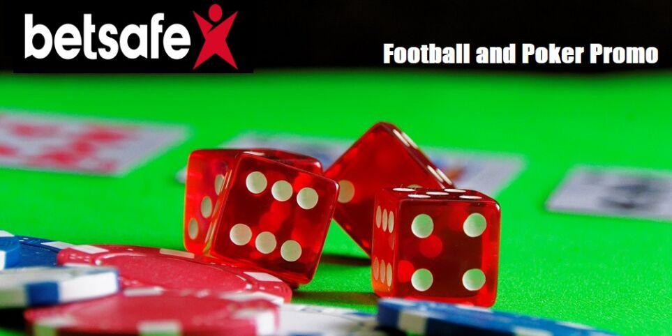 Football and Poker Promo