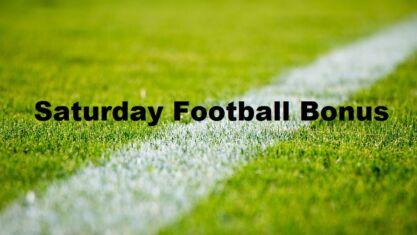 Football Bonus on Saturdays at Megapari Sportsbook