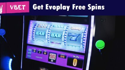 Evoplay Free Spins at Vbet Casino