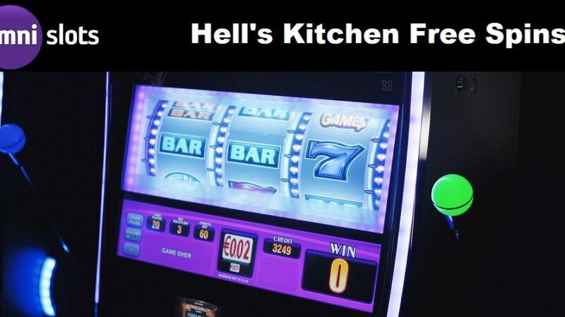 Hell's Kitchen Free Spins