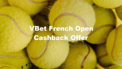 French Open Cashback Offer