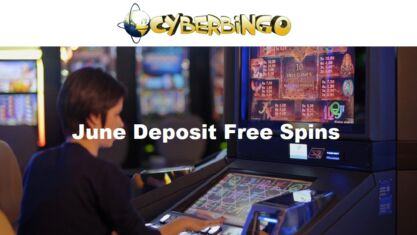 June Deposit Free Spins