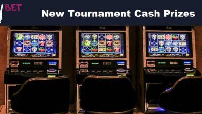 New Tournament Cash Prizes