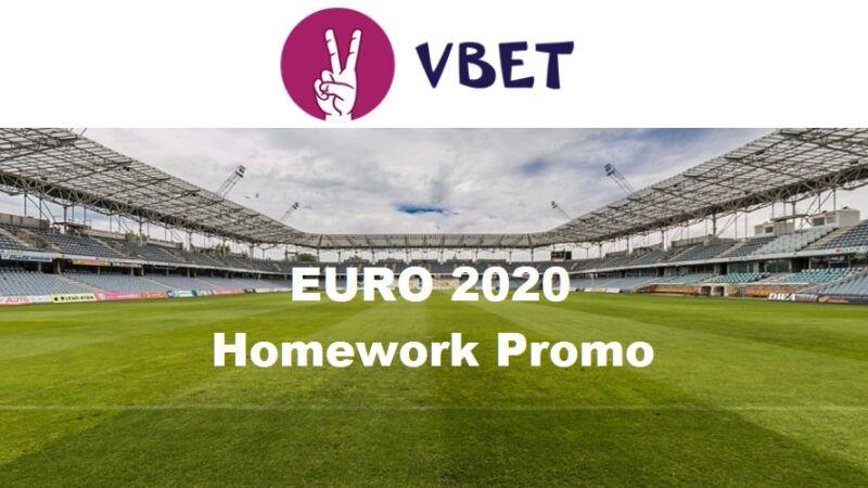 EURO 2020 Special Homework Promo