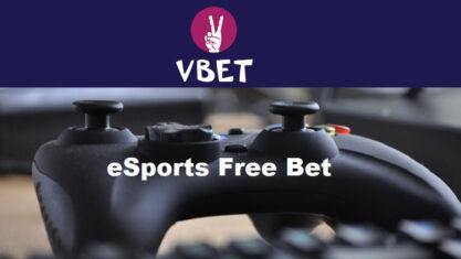 Win eSports Free Bet