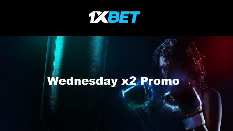 Wednesday x2 Promo