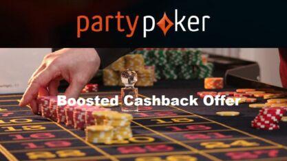 Boosted Cashback Offer