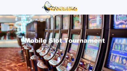 CyberBingo mobile slot tournament