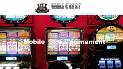 Vegas Crest Casino Mobile Slot