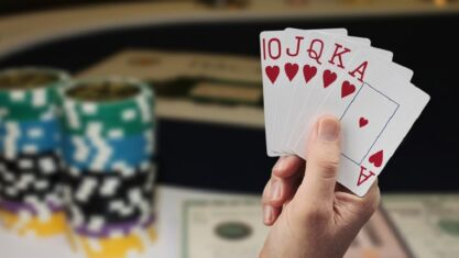 All Poker Hands Ranked