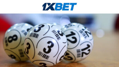 1xBet Lottery Offer