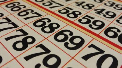most common bingo numbers